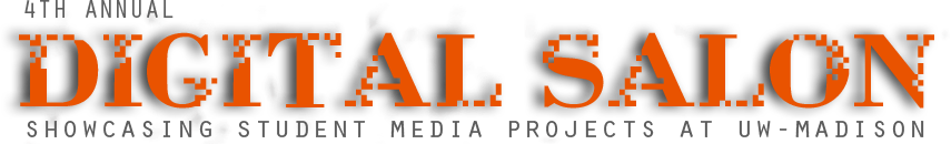 4th Annual Digital Salon Logo