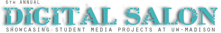 6th Annual Digital Salon Logo