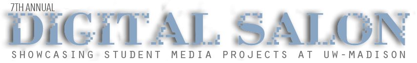 7th Annual Digital Salon Logo