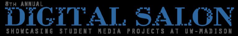 8th Annual Digital Salon Logo