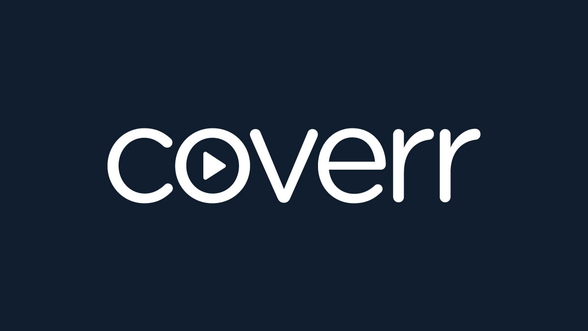 Coverr Logo