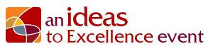 An Ideas to Excellence Event - Logo