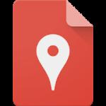 My Maps by Google Logo