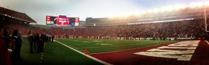 Camp Randall 1 - a digital photo by Henry Erdman