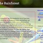 Buckying in the Rainforest Thumbnail Image