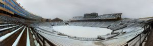 Camp Randall 2 - a digital photo by Henry Erdman