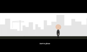 A screenshot from the game Daniel.
