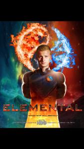 Elemental - a digital image by William Brown