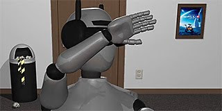 Mischievous Robot Thumbnail Image