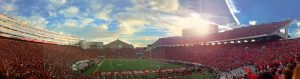 Camp Randall 3 - a digital photo by Henry Erdman