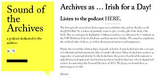 Sound of the Archives Thumbnail Image