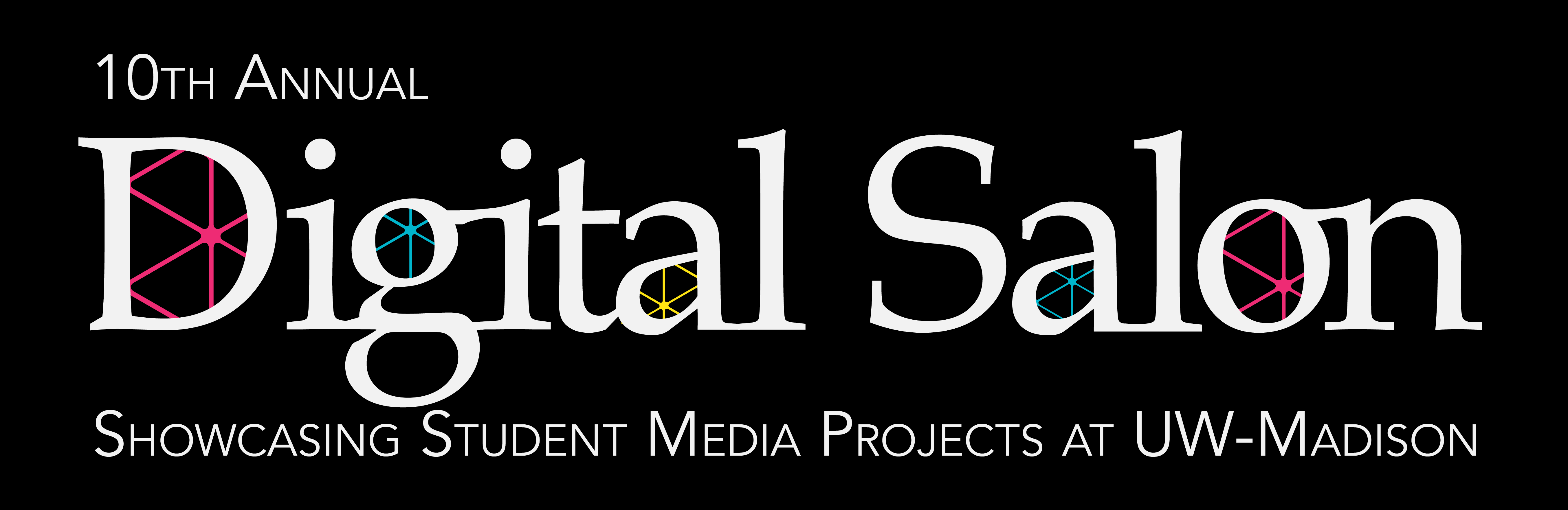 Digital Salon 10th Annual Website Logo