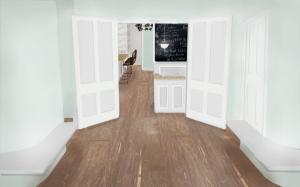 L'Ecole Bistro 3 - an interior design by Stephanie Coffaro