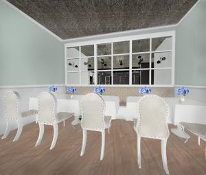 L'Ecole Bistro 5 - an interior design by Stephanie Coffaro