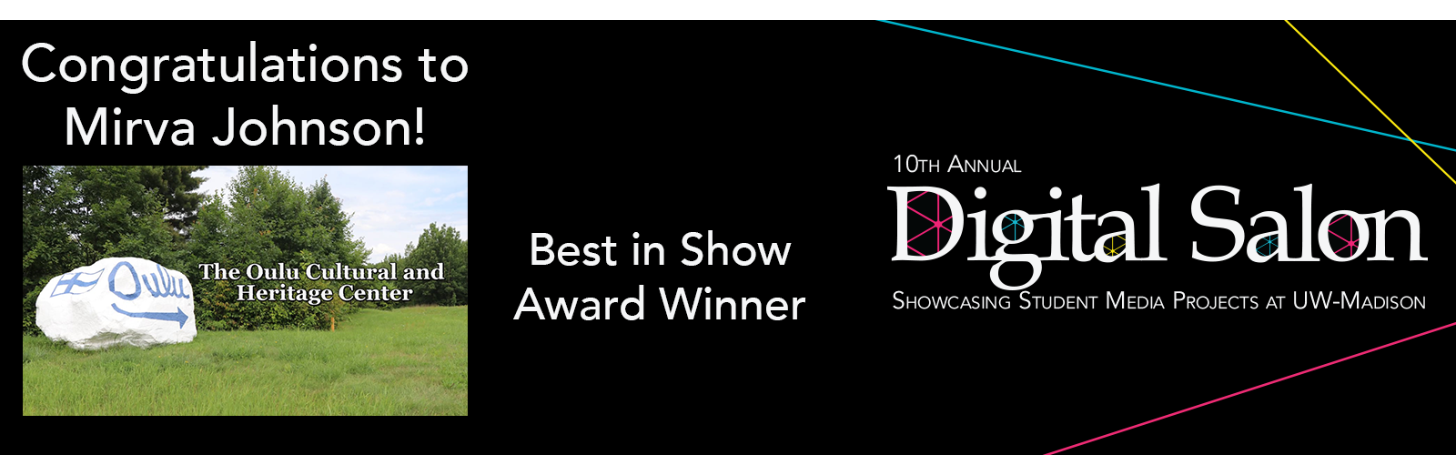 10th Annual DS Banner - Best in Show