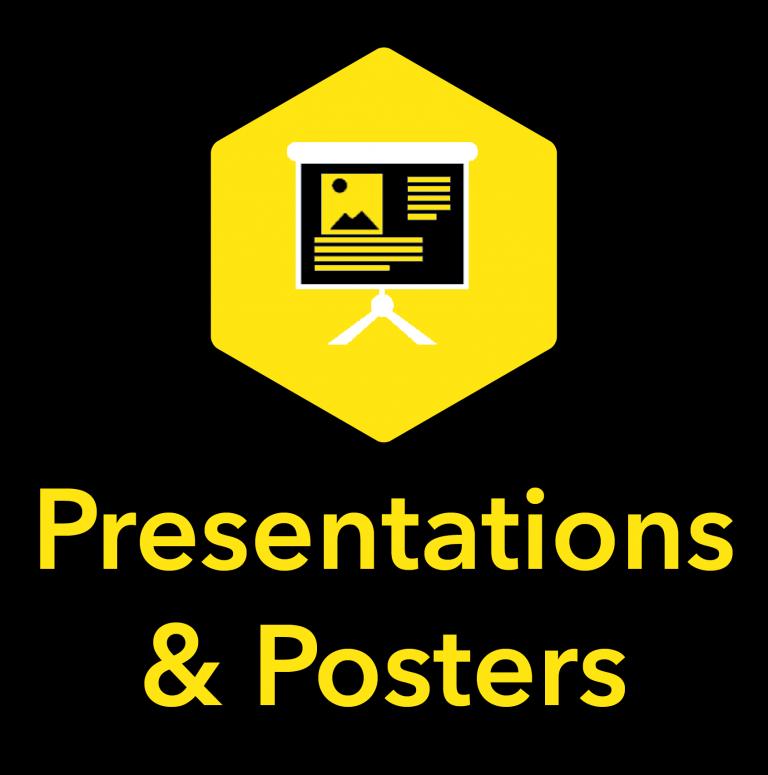 Presentation & Posters Icon