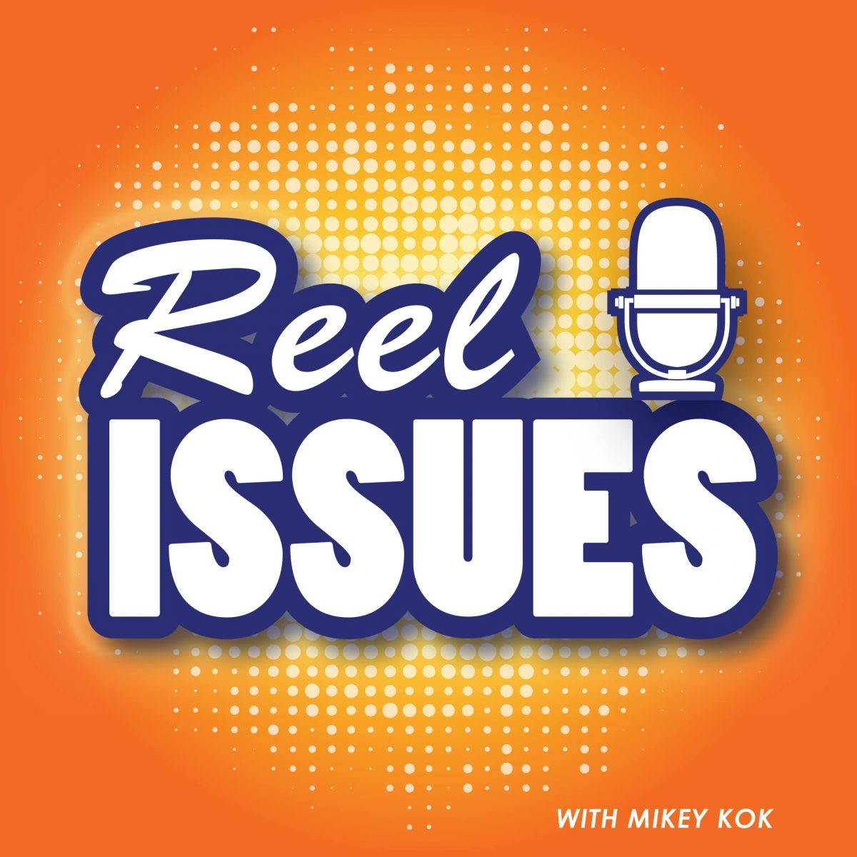 Reel Issues Logo - Michael Kok