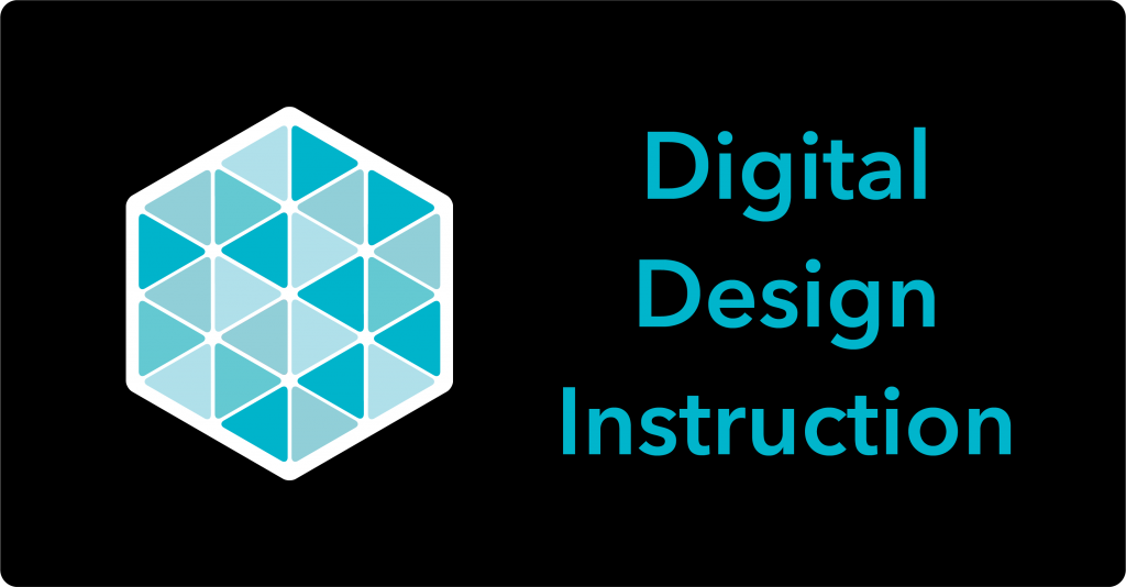 Button for Digital Design Instruction Requests