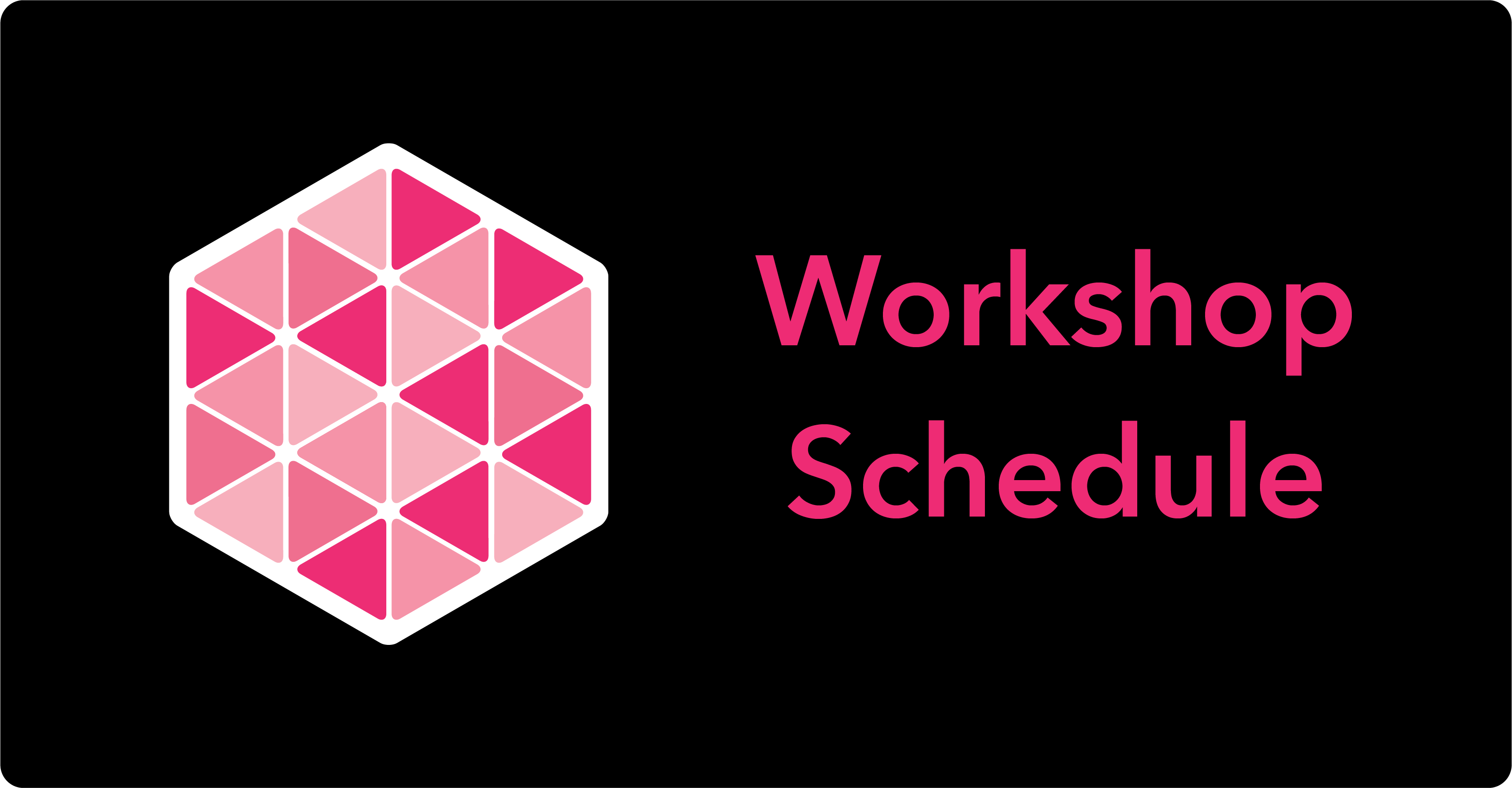 Button for Workshop Schedule (on UW Events Calendar)