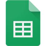 Google Sheets Logo