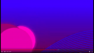 Screenshot of video